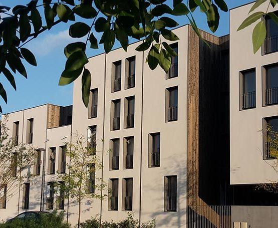 Programme immobilier d'appartements à Lomme Euratechnologies