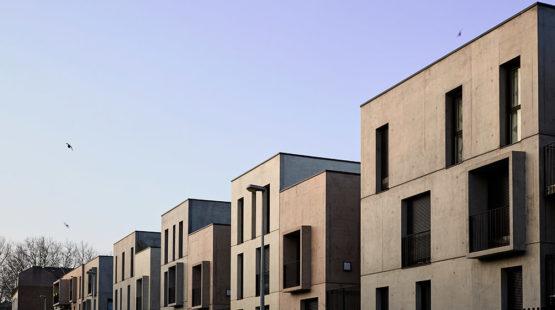 Programme immobilier d'appartements à Lille