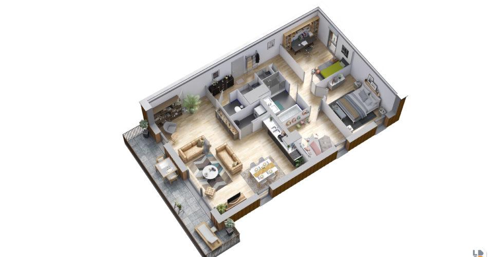 appartement neuf Valenciennes