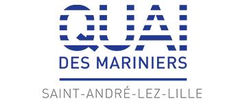 Logo Quai des Mariniers Saint André lez Lille