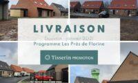 Evenement Tisserin Promotion Livraison Les prés de Florine