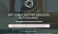 Camapgne alternance 2021 Tisserin Promotion