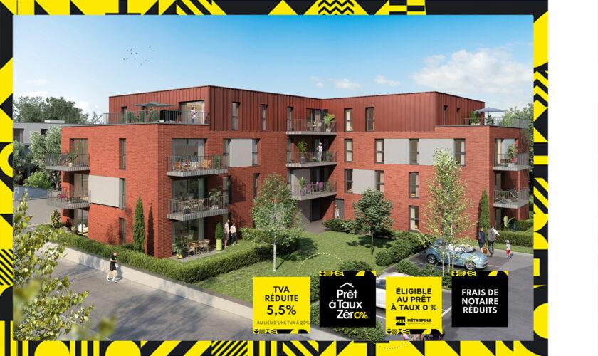 Urban T Programme immobilier Tisserin Promotion